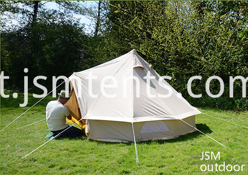OEM Canvas Bell Tents
